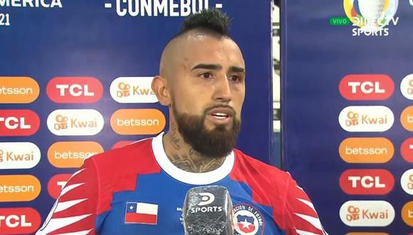 Brasil vs. Chile: Arturo Vidal criticó al árbitro del duelo por cuartos de  final de la Copa América 2021 | nczd | FUTBOL-INTERNACIONAL | DEPOR