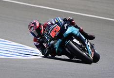 Gran Premio de España MotoGP 2020: clasificación oficial de entrenamientos del 18 de julio
