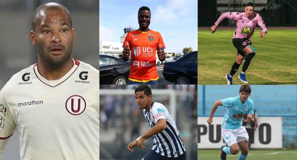 Los zagueros mejor cotizados en el fútbol peruano.