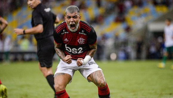 Flamengo goleó 3-0 a Independiente del Valle en la final de la Recopa Sudamericana. (Foto: Twitter)