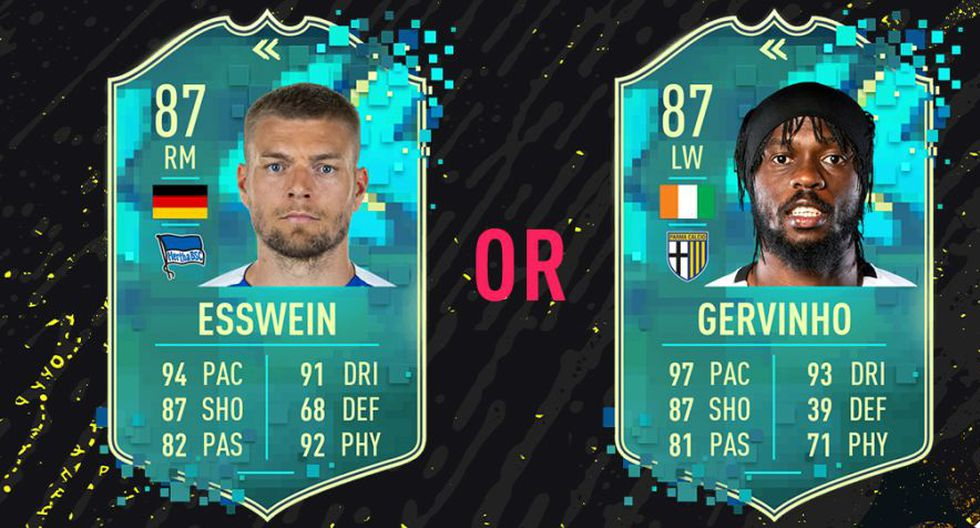 FIFA 20: Alenxander Esswein y Gervinho llegan a Ultimate Team