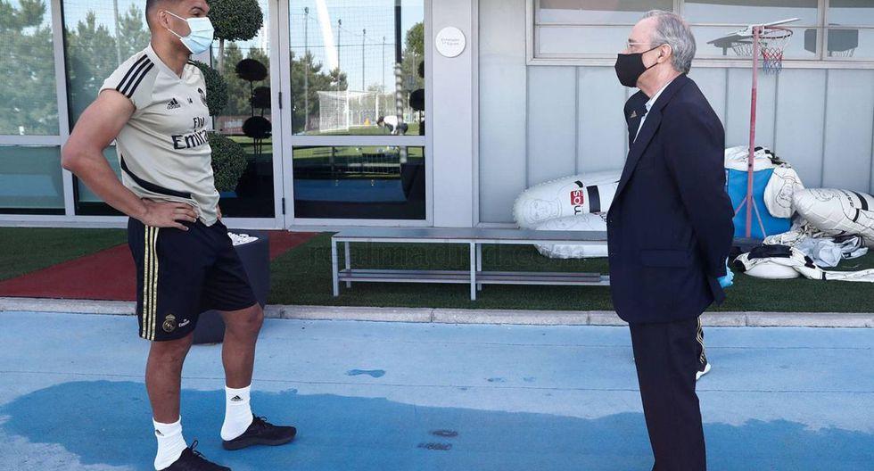Real Madrid sigue con sus trabajos en la ciudad deportiva Valdebebas. (Foto: realmadrid.com)