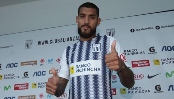 Adrián Balboa se encuentra actualmente sin equipo. (GEC)