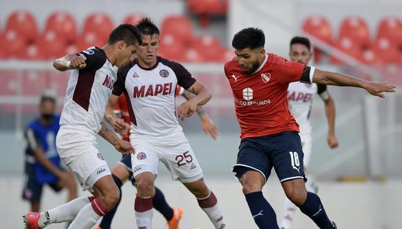 Independiente vs. Lanús: ver resumen, goles, mejores jugadas y estadísticas  por la vuelta de cuartos de final de Copa Sudamericana 2020 en el estadio  Libertadores de América | FUTBOL-INTERNACIONAL | DEPOR