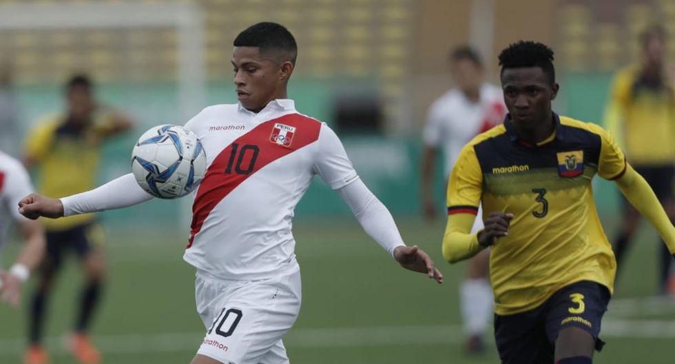 Perú vs. Ecuador EN VIVO chocan en el estadio San Marcos por los Juegos Panamericanos Lima 2019. (Renzo Salazar/GEC)