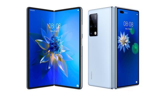 Huawei lanza su nuevo smartphone plegable. ¿En qué se caracteriza? (Foto: Huawei)
