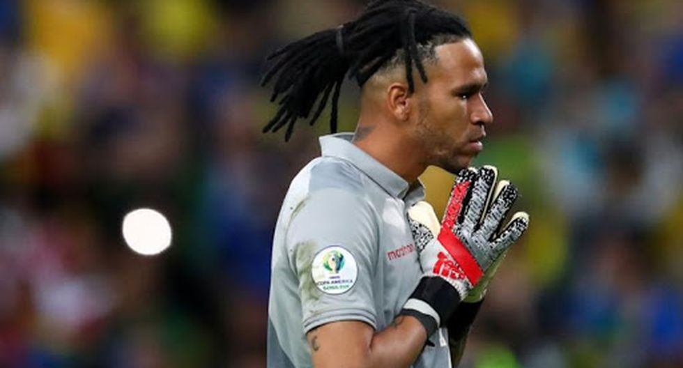 Pedro Gallese jugó en Alianza Lima la temporada pasada. (GEC)