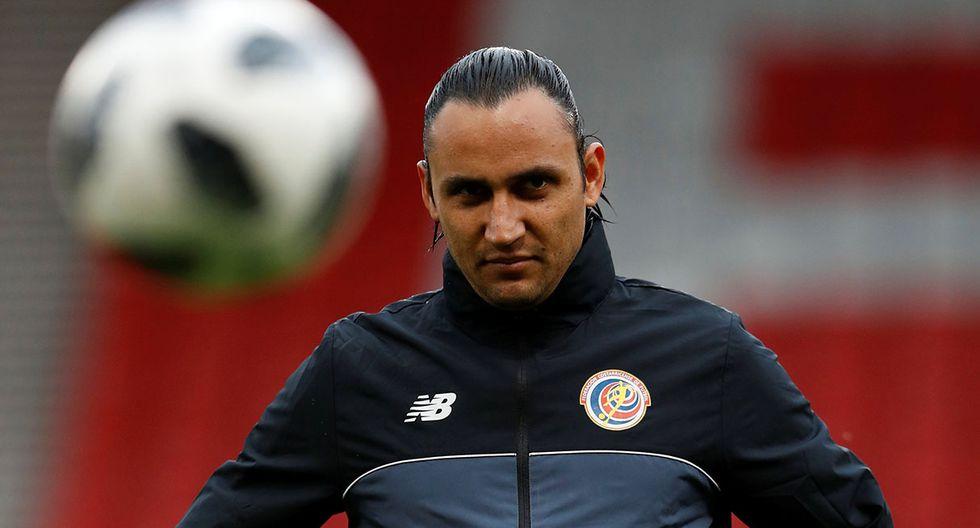 Keylor Navas no va con Costa Rica a la Copa de Oro. (Foto: Reuters)