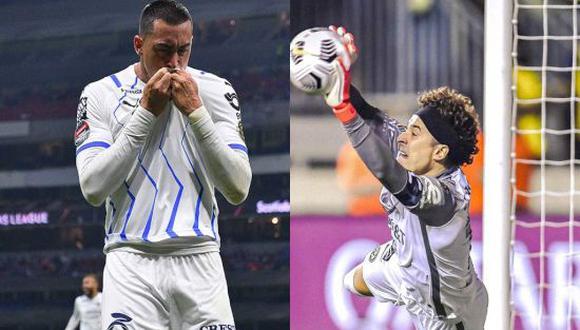 América y Monterrey se verán las caras en la final de la Concachampions 2021. (Foto: Twitter)