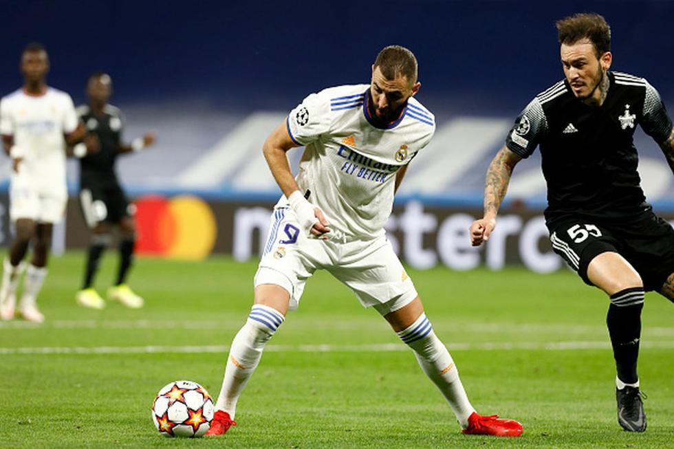 Doce jugadores del Real Madrid que valen más que todo el Sheriff Tiraspol junto