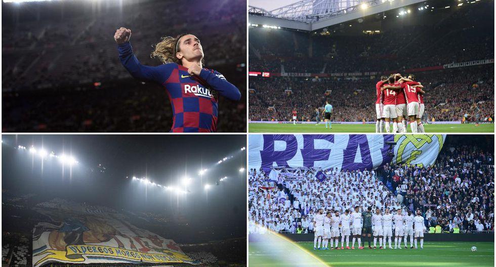 Conoce a los estadios que mayor cantidad de hinchas en promedio lleva a los partidos del torneo local. (Fotos: AFP)