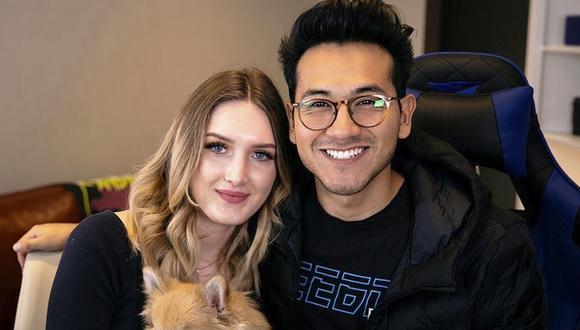 Andynsane rompe con su novia rusa y lo cuenta todo en YouTube: el drama del youtuber peruano en Rusia (Foto: YouTube)