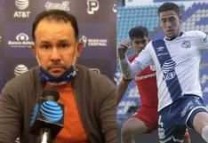 """Reynoso: """"Yo sabía que Ormeño no iba a ser convocado, ya se lo había anticipado"""""""
