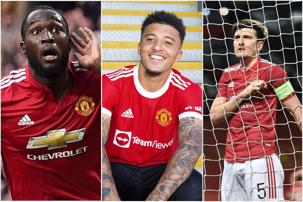 Los 10 fichajes más caros en la historia del Manchester United.