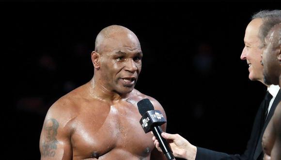 Mike Tyson buscaría pelear cada dos meses y estaría interesado en revancha contra Holyfield. (Agencias)