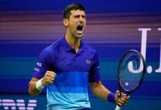 'Nole' para nadie: Djokovic eliminó a Zverev y buscará título histórico en la final del US Open 2021