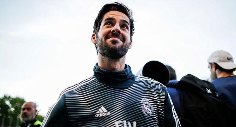 Isco lleva seis temporadas con el Real Madrid. (Foto: Getty Images)