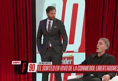 'Pollo' Vignolo dijo que Always Ready es peruano y provocó gran confusión de Ruggeri [VIDEO]