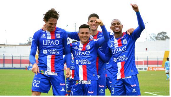 Carlos A. Mannucci pide apoyo para que se juegue la Copa Sudamericana en el Mansiche. (Foto: Liga 1)