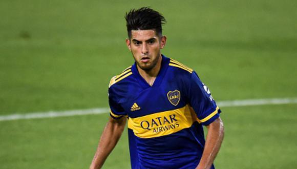 Carlos Zambrano sufrió una lesión y quedó descartado en Boca Juniors para enfrentar a Patronato. (Foto: Agencias)