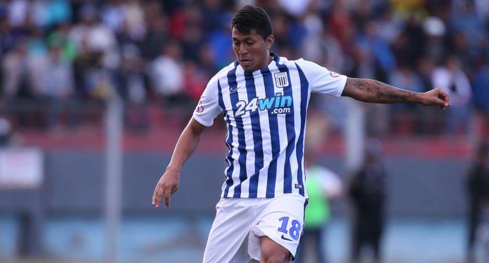 """Rinaldo Cruzado: """"Para mí Alianza Lima no tiene el fixture más accesible"""""""