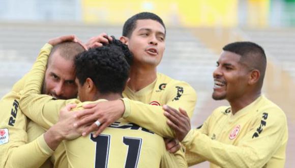 UTC venció a Cienciano en la jornada 14 del Apertura. (GEC)