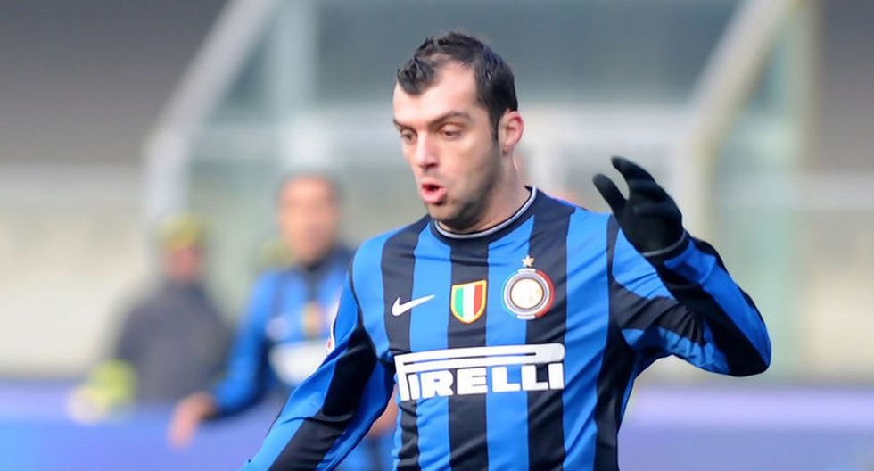 Goran Pandev. (Foto: Getty)