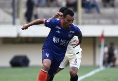 """Leandro Fleitas sobre el duelo ante Caracas FC: """"Estamos enfocados y obligados a ganar"""""""