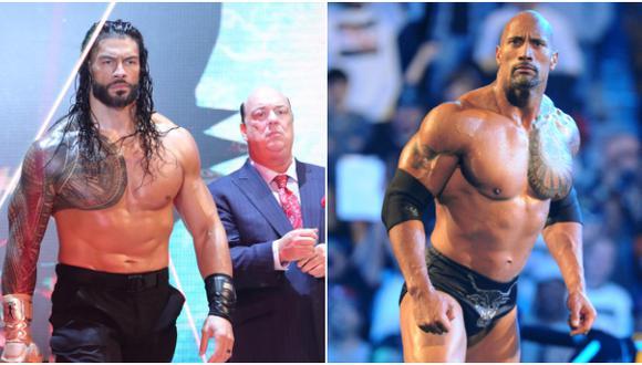 La decisión de Vince ante un posible duelo entre Roman Reigns y The Rock para WrestleMania 37. (WWE)