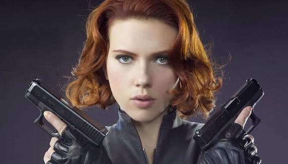 Black Widow (Foto: Marvel)