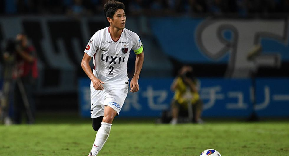 Jugador: Atsuto Uchida / Club: Kashima Antlers. (Getty)