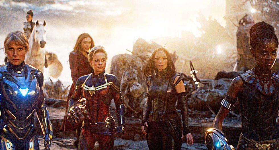 """""""Avengers: Endgame"""": los Russo planeaban que todos los Vengadores se conozcan en plena batalla final. (Foto: Marvel)"""