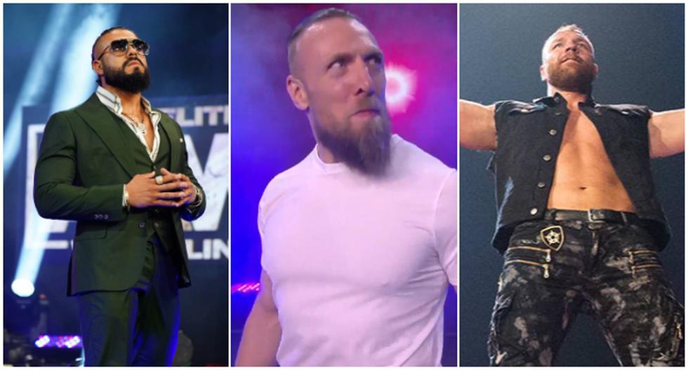 CM Punk, Daniel Bryan y los exluchadores de WWE que están en AEW