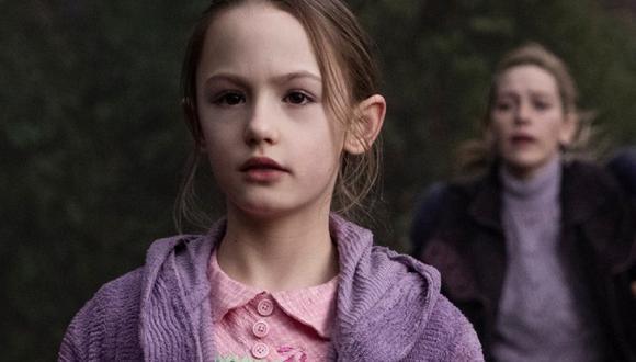 Flora, al igual que su hermano Miles, no recuerda los fantasmas, las posesiones ni a los habitantes de Bly Manor (Foto: Netflix)