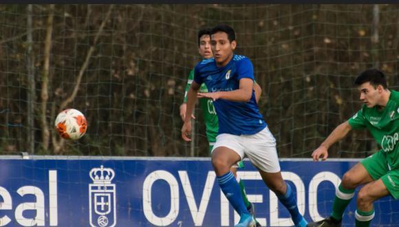 Leonardo de la Cruz fue fichado por Binacional para la temporada 2021. (Foto: Difusión)