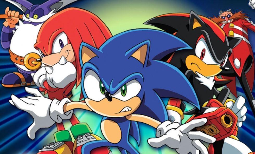 Sonic X Anime Latino Completo por Mega