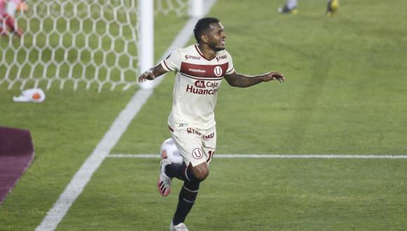 Alberto Quintero anotó en el empate 1-1 con Defensa y Justicia, por Copa Libertadores (Foto: Violeta Ayasta/GEC)