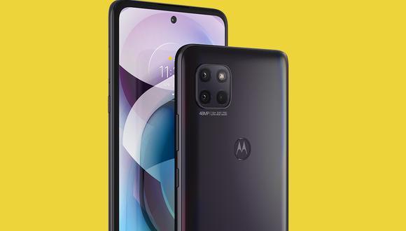Conoce el gama media de bajo precio con tecnología 5G: el Moto G 5G. (Foto: Motorola)