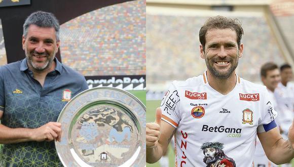 Ameli y Montes no seguirán en Ayacucho FC (Foto: Liga 1)
