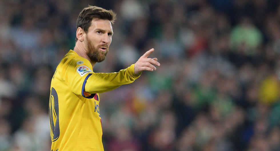 8. Lionel Messi | FC Barcelona | 140 millones de euros. (Getty)