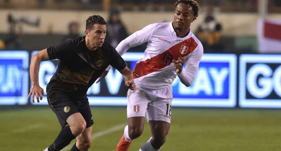 André Carrillo suena fuerte en Flamengo de Brasil. (Foto: GEC / Agencias)