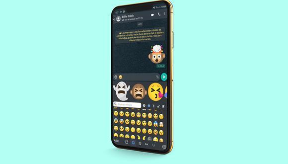 De esta manera podrás fusionar los emojis en WhatsApp. (Foto: Depor)
