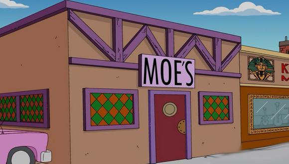 ¿Sabes dónde queda realmente la verdadera Taberna de Moe? Conoce en que parte de los Estados Unidos se ubica. (Foto: Fox)