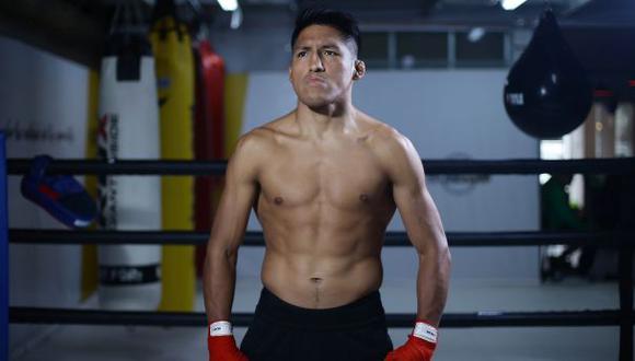 Enrique Barzola registra un récord de 16-5-2 como peleador profesional. (GEC/Jesús Saucedo)