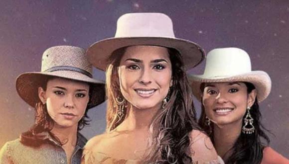 Algunos chismes aseguraban que Natasha Klauss y Paola Rey hablaban a espaldas de Danna García (Foto: Caracol Televisión)