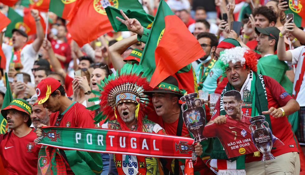 Los fanáticos en Budapest llenaron las graderías del Pukas Arena. (Foto: Agencias)