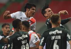 Con la frente en alto: River derrotó a Palmeiras, pero no le alcanzó para llegar a la final de la Copa Libertadores