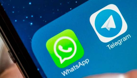 "Telegram vs. WhatsApp: ""nosotros no les fallaremos"", explica el fundador del app azul. Foto: lmneuquen"