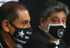 Sin debut y despedida: Botafogo destituyó a Ramón Diaz como entrenador por un problema de salud