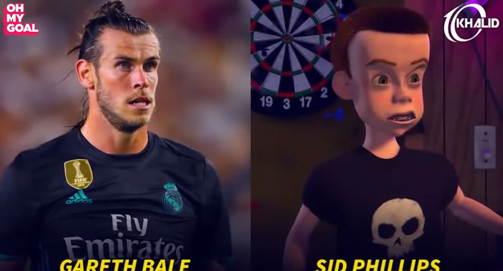 Gareth Bale. (Foto/Captura: YouTube)